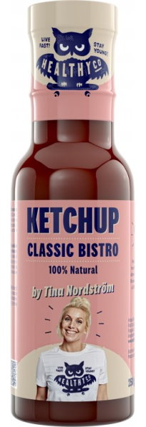 Healthyco Classic Bistro Ketchup 250g