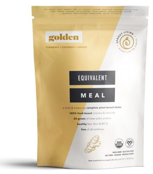 Sprout Living Epic Complete Organic Meal Golden 520g